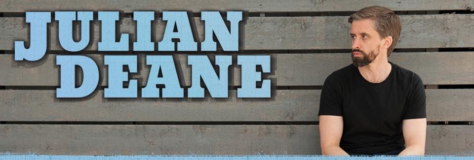 Julian Deane comedian